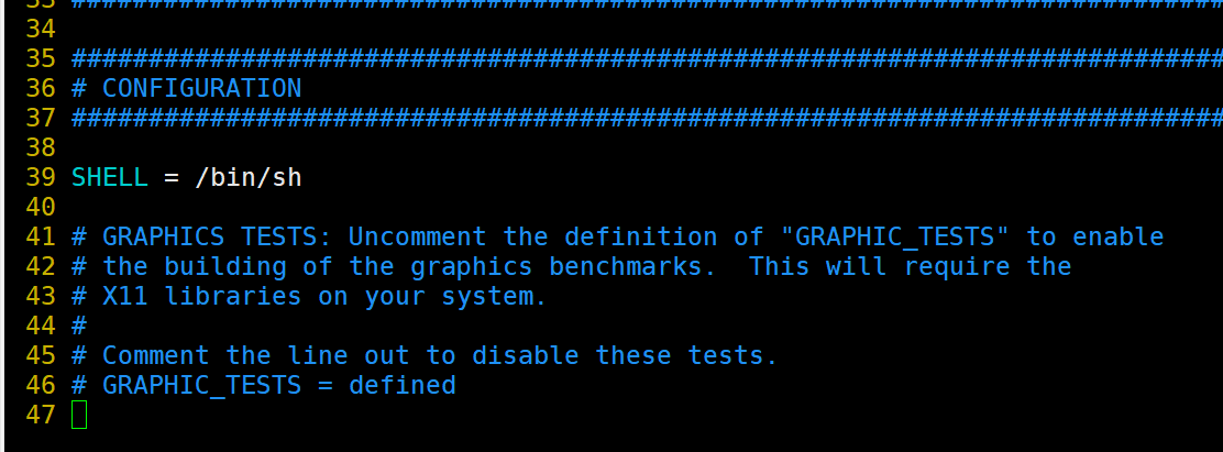 UnixBench配置.png