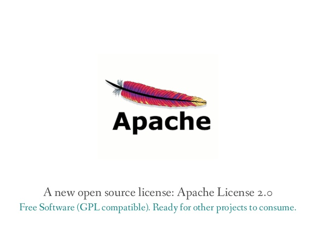 Featured image of post 如何遵循Apache 2.0协议